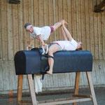 Beim Holzpfedewettbewerb war der Fantasie keine Grenzen gesetzt
