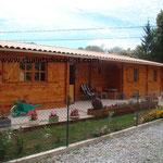 maison bois facade avant