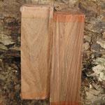 heimisches Zwetschgenholz