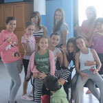 grupo teatral escolar santiago Apóstol, curso 2012-2013