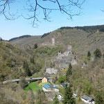 Die Burgen von Manderscheid!