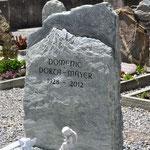 Andeer Gneis mit Bergmassiv (Relief)