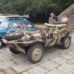 VW Schwimmwagen Typ 166
