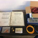 Original Stromlaufplan... allerdings keine große Hilfe beim dem Finden eines Klemme-15-Kabels... :(