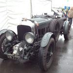 Blower - Bentley! Wohl mit die coolsten Vorkriegsrennwagen!
