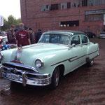 Schöner Pontiac!