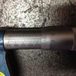 Pleuellagerzapfen Zylinder 3