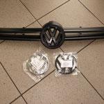 Hm, welches VW-Emblem nehme ich???