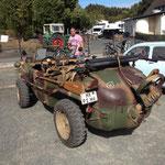 VW 166 Schwimmwagen...