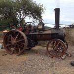 Alte Dampfmaschine!