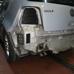 Keine versteckten Unfall- / Blechschäden zu erkennen! :)