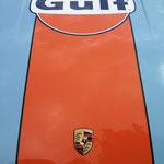 """Der """"Gulf"""" - Look, am 911er auch ganz schick und zeitgemäß!"""
