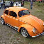 """Schöner """"Ovali""""! Schlichtweg die schönste Käfer-Karosserie von allen."""