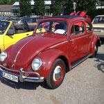 58er Export-Käfer in gutem Zustand.