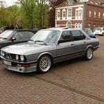 Einfach der schönste 5er, den BMW je gebaut hat!