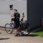 Cooler Fahrrad-Rocker! ;)