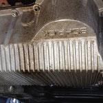 Ölverlust an einem neu aufgebautem Motor ist peinlich, wenngleich auch nicht immer zu vermeiden...