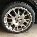 "Neu ""besohlt""... Pirelli PZero in 235/40 ZR18"