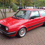 Top restaurierter Golf 2
