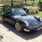 Porsche 964 RS, mein Traumwagen Nr. 2, nach der AC Cobra...