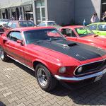 """Mustang """"Mach 1""""..."""