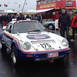 Rallye - 911er