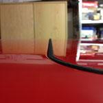Nachdem es ein paar Mal auf- & zugedreht wurde, sitzt der Deckel aktuell ca. 2 mm tiefer...