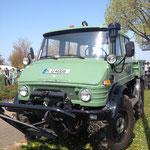 Toprestaurierte Unimog 406 Doppelkabine!!!