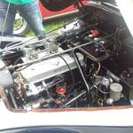 BMW 327 Motor