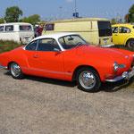 Originaler Karmann-Ghia Typ 14