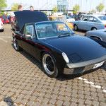"""Schicker 914 mit """"Füchsen""""..."""