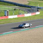 Der Porsche Carrera 6...