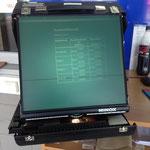 """Mein ersteigertes """"Microfiche""""-Lesegerät... Erstbesitzer war die Bundeswehr... es funktioniert noch tadellos!"""