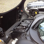 Der Renault Spider war auch echt interessant! Leider habe ich kein Foto von der Gesamtansicht gemacht! :(