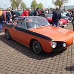 Typ 34 im Renn-Look...