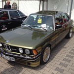 """Der E21 im """"Alpina""""-Style vom Castrop - Rauxeler Oldtimertreffen war auch anwesend"""