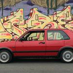 Bild mit Graffiti, ich mag (gutes) Graffiti!