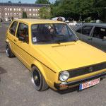 So einer sollte eigentlich mal mein erstes Auto werden...