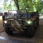 Die Army war auch da... ;)
