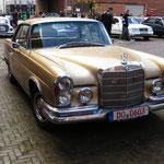 In meinen Augen das schönste Mercedes Coupe!