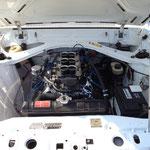 Motorraum in den 60ern...