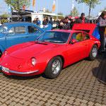 """Ein """"Puma"""", die wohl neben dem """"Bonito"""" gelungenste Sportwagen-Kreation auf dem Käfer-Fahrgestell..."""