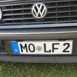 """Der """"MOLF 2"""", ein damals nur in ganz geringer Stückzahl herausgebrachtes Sondermodell! ;)"""
