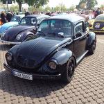 """einer der wenigen """"German-Style""""-Käfer, eine Stil-Richtung, welche in meinen Augen auf dem Rückzug ist, weil teuer in der Umsetzung..."""