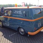 """Der Hype um dieses Auto (""""Fridolin, VW Typ 147) erschließt sich mir nicht..."""