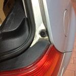 Mangelnde Fahrzeugpflege... eine gerade bei älteren Fahrzeugen sehr häufig anzutreffende Erscheinung, weil man keine Lust mehr hat, sie zu pflegen...
