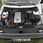 BWA-Motor aus dem 5er GTI...