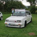 Rallye-Gölfe waren einge vertreten...