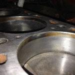 Brennraum 4 Zylinder