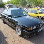 Ein seltener BMW Alpina B10...